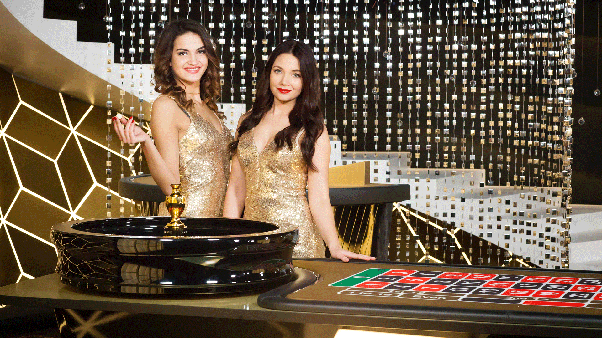 Online Casino Games - Glam Ladies Rock