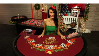 Playtech presents Christmas Live Casino